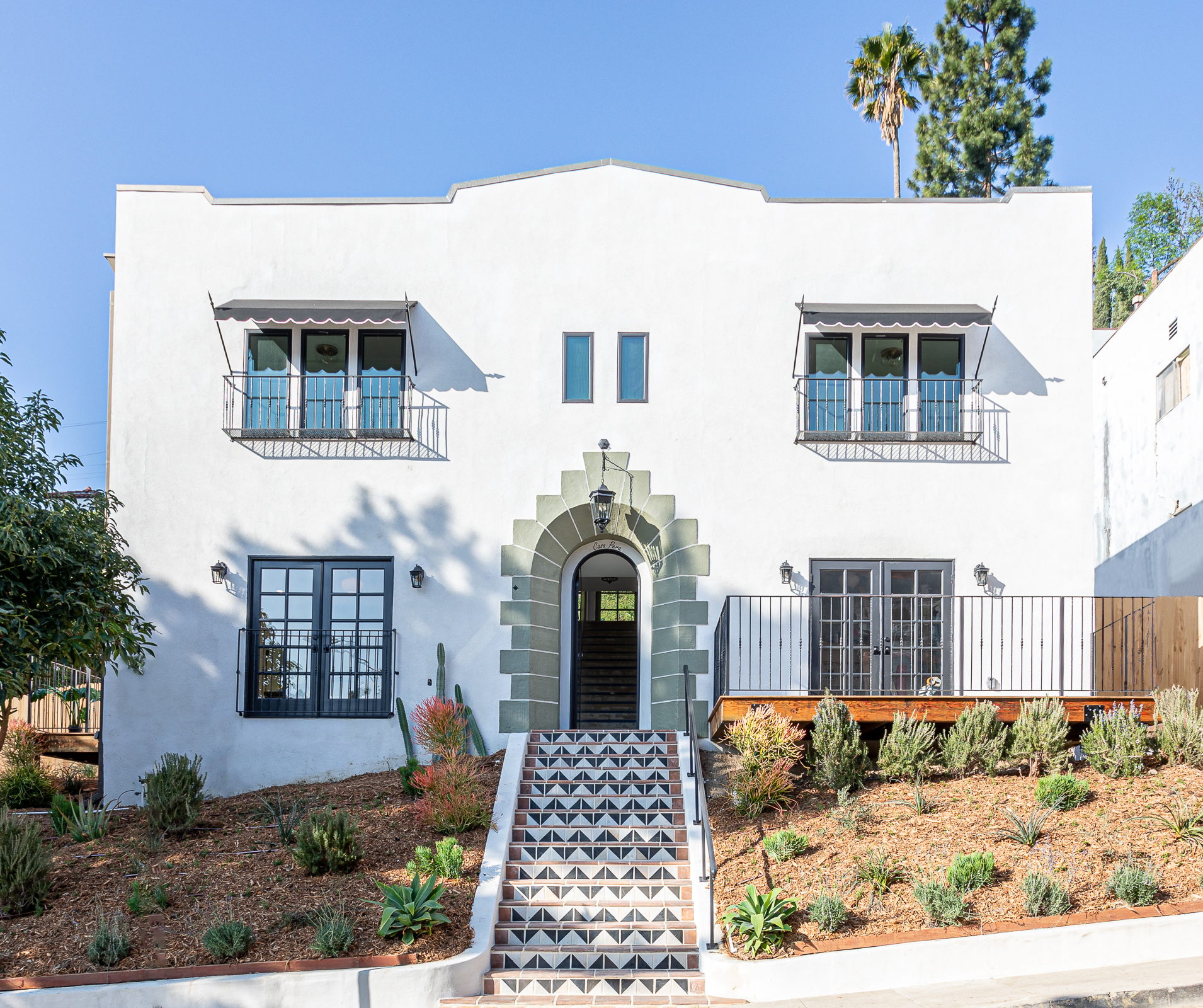 Breathtaking Spanish Flats in the Heart of Silver Lake