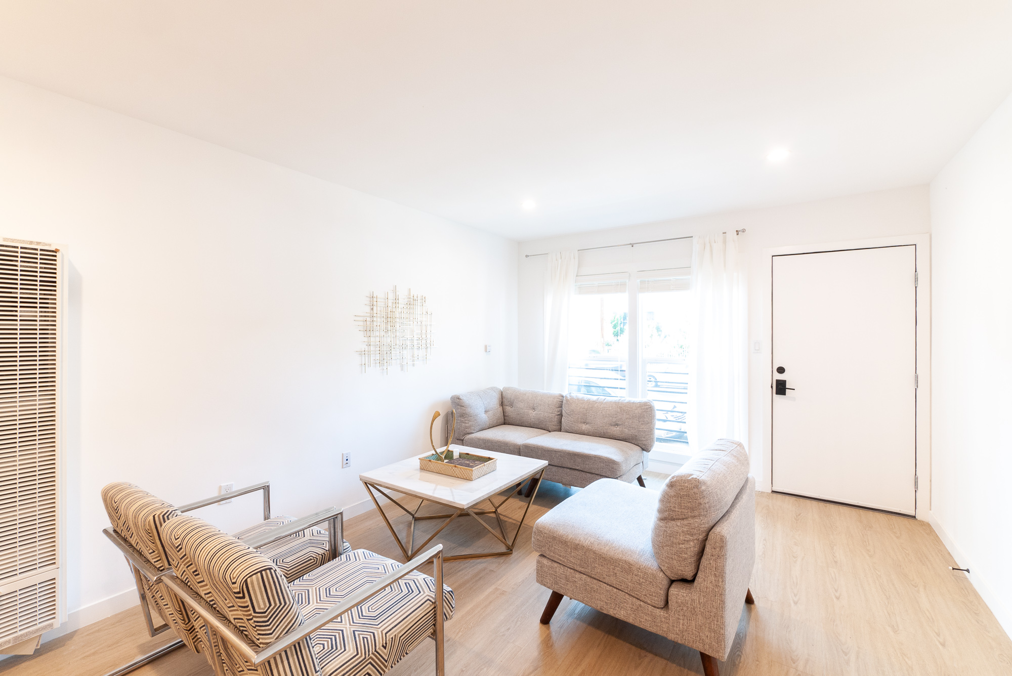 Livin' Large in Ktown!  Glorious Just Renovated 1 bd/1bth With Brand New Appliances In-Unit WD-AC