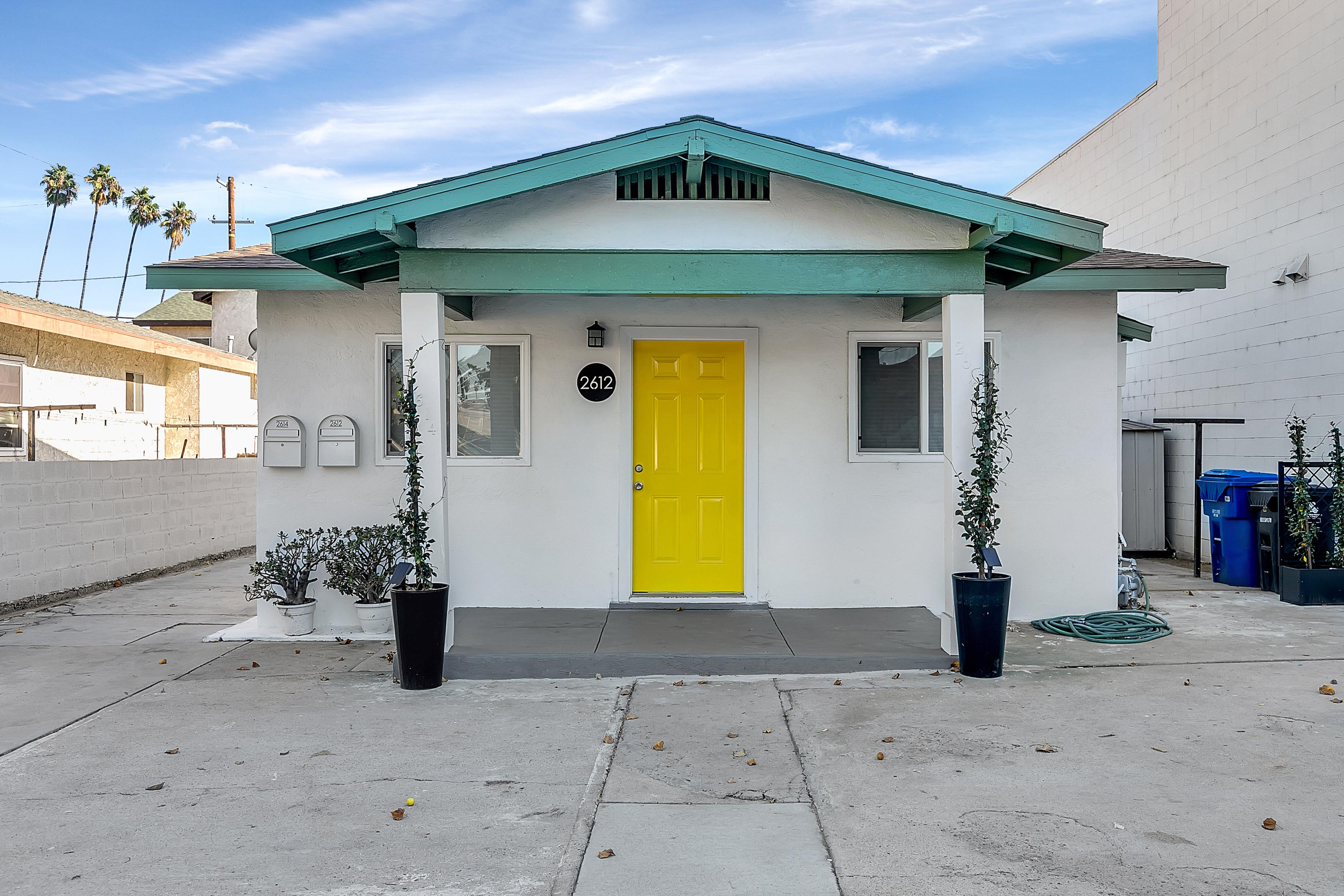 Charming + Updated Single Family Home | Front House | Parking Included | Storage Shed On-Site!