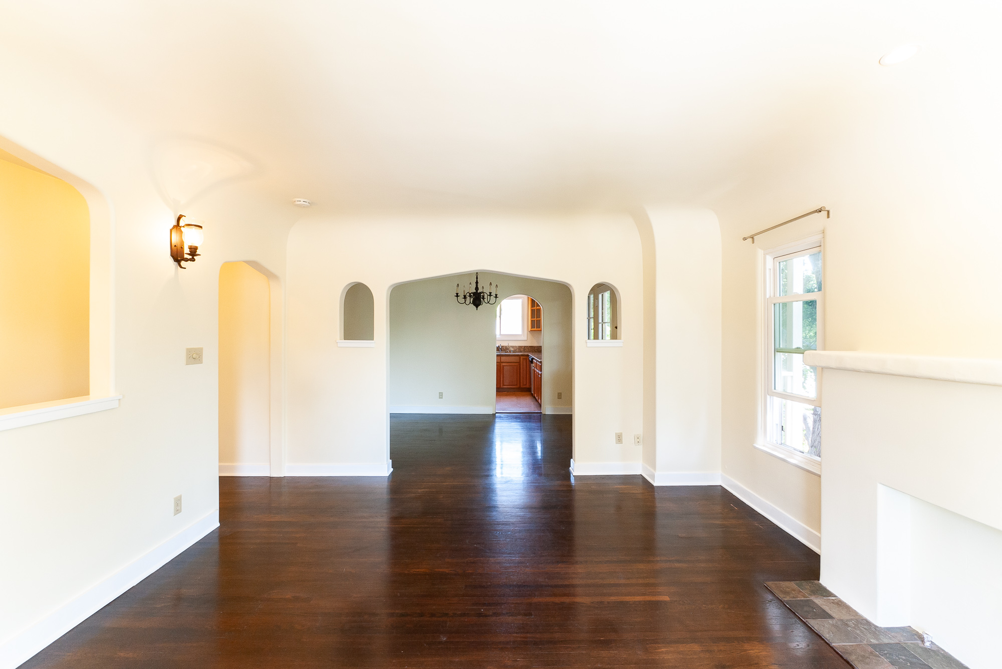 Spanish Revival Upper Duplex! Private Balcony! Updated with All Appliances + Nest Thermostat!