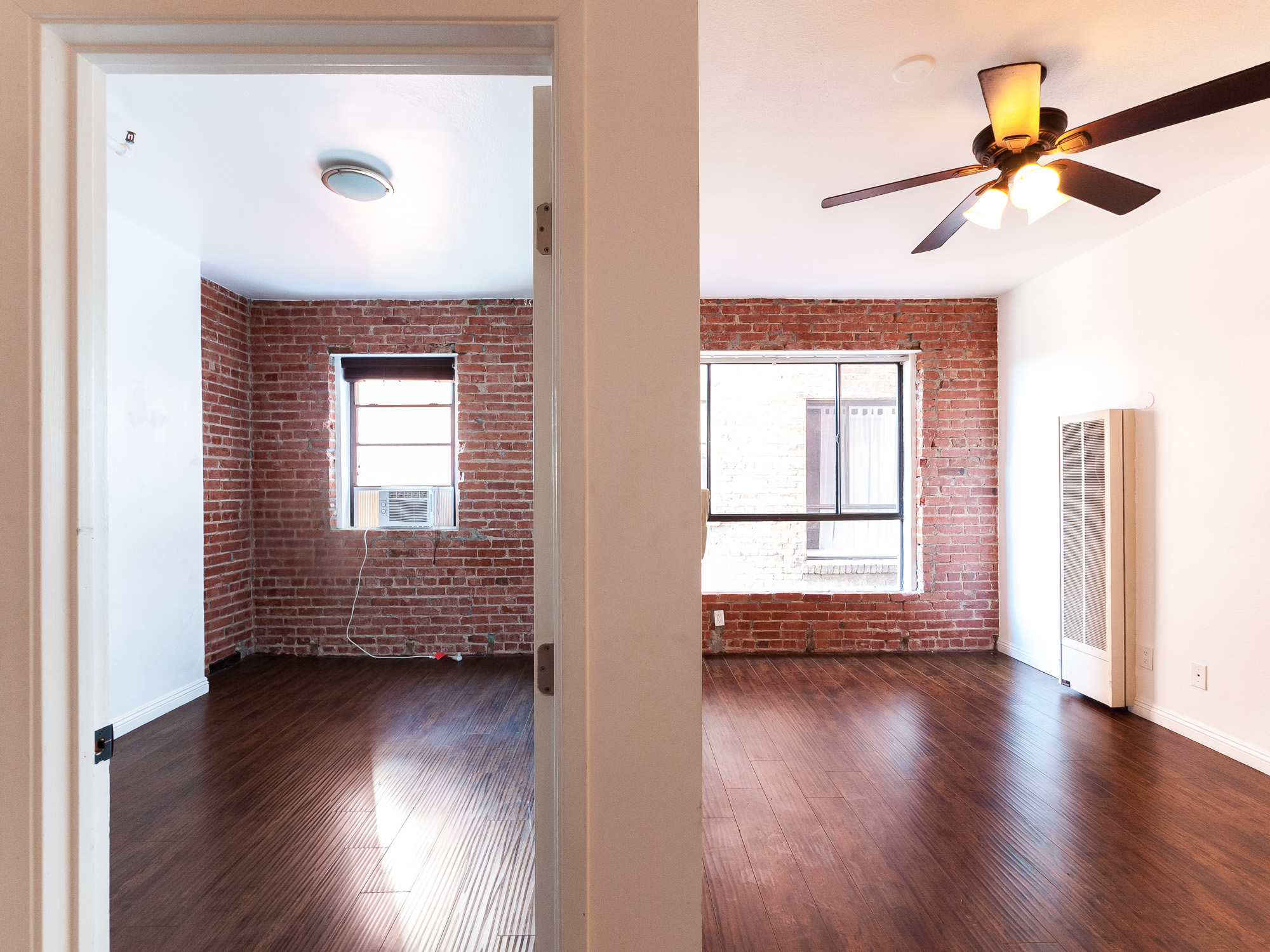 Large Bright 1 BR w/ Exposed brick & the NYC feel you crave   Updated Appliance   Near Descarga