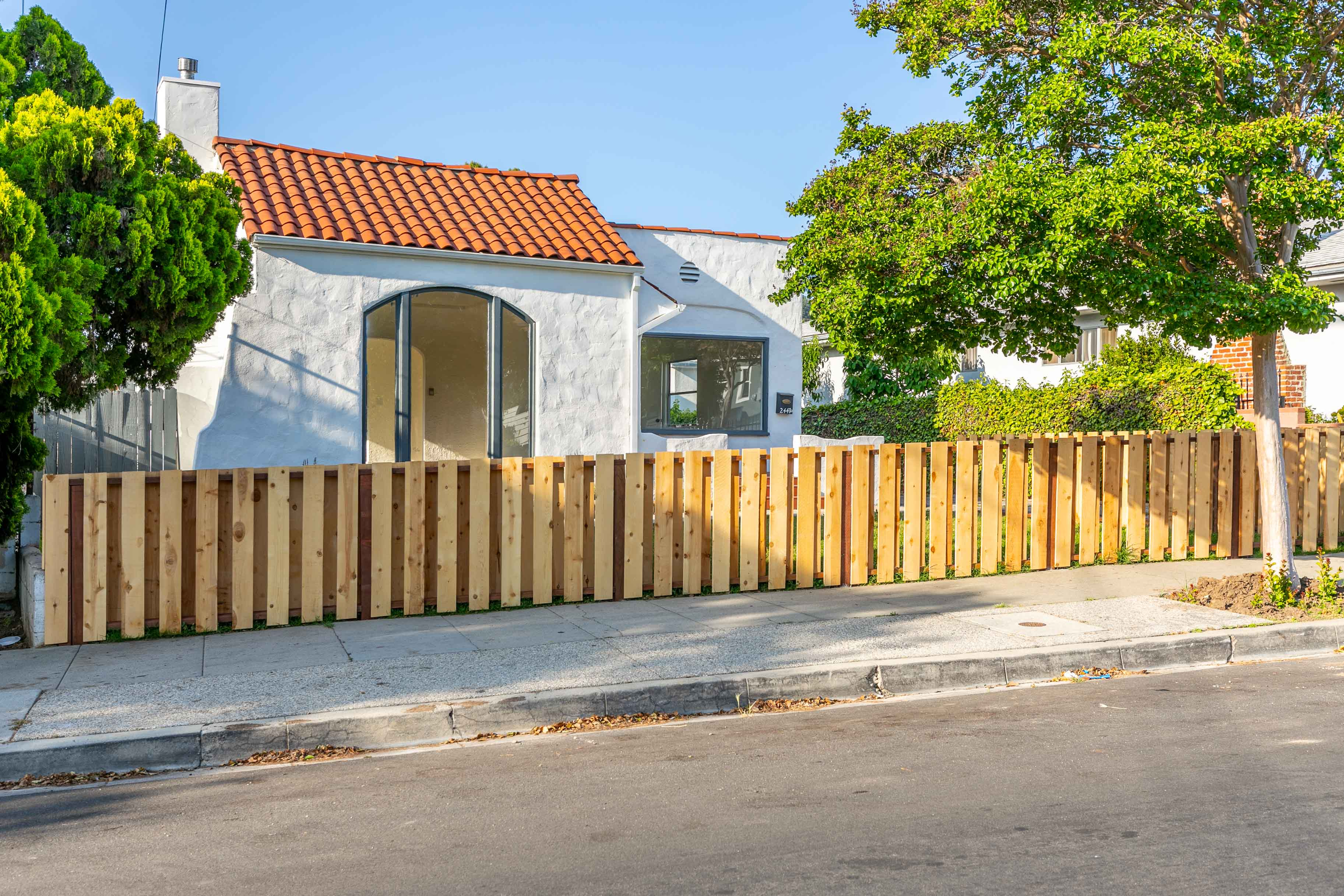 Re-envisioned Spanish Single-Family | Spacious 2 Bedroom/ 2 Bath | Private Front Yard | Central A/C